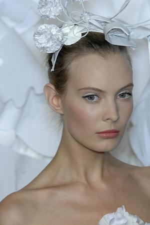 Показ  коллекции сезона Весна-лето 2009 года Haute couture - www.elle.ru - Подиум - фото 86309