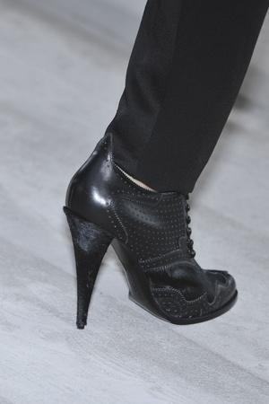Показ Givenchy коллекции сезона Осень-зима 2009-2010 года Haute couture - www.elle.ru - Подиум - фото 87792