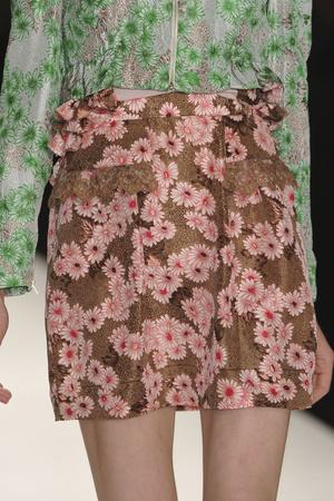 Показ Betty Jackson коллекции сезона Весна-лето 2010 года prêt-à-porter - www.elle.ru - Подиум - фото 111819