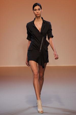 Показ Lefranc Ferrant коллекции сезона Осень-зима 2010-2011 года haute couture - www.elle.ru - Подиум - фото 168016