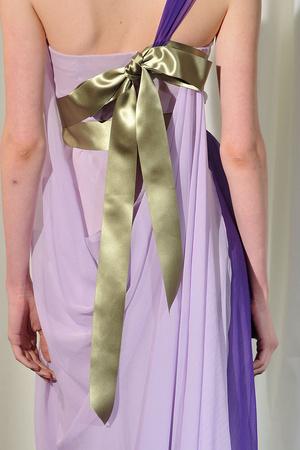 Показ Dominique Sirop коллекции сезона Весна-лето 2009 года Haute couture - www.elle.ru - Подиум - фото 86500