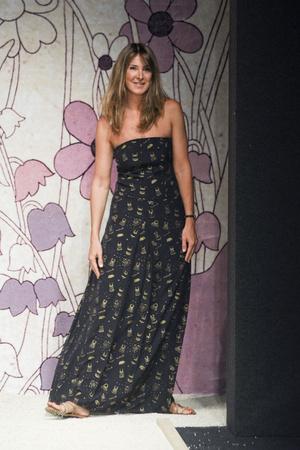 Показ Kristina Ti коллекции сезона Весна-лето 2012 года Prêt-à-porter - www.elle.ru - Подиум - фото 301684