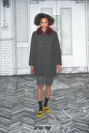 Показ Peter Jensen коллекции сезона Осень-зима 2010-2011 года Prêt-à-porter - www.elle.ru - Подиум - фото 144229