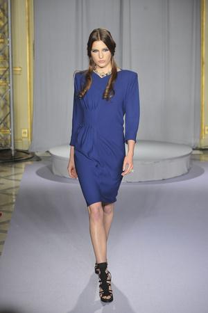Показ Dominique Sirop коллекции сезона Осень-зима 2009-2010 года haute couture - www.elle.ru - Подиум - фото 87455