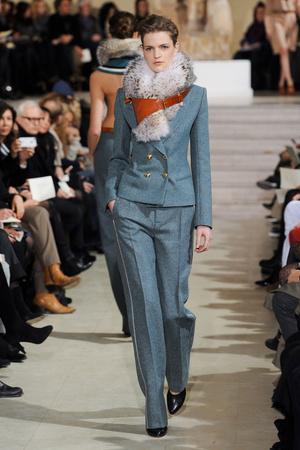 Показ Bouchra Jarrar коллекции сезона Весна-лето 2012 года Haute couture - www.elle.ru - Подиум - фото 330135