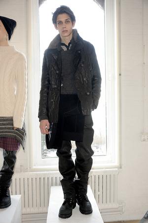 Показ Gilded Age коллекции сезона Осень-зима 2011-2012 года prêt-à-porter - www.elle.ru - Подиум - фото 226965