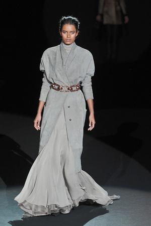 Показ Carolina Herrera коллекции сезона Осень-зима 2009-2010 года prêt-à-porter - www.elle.ru - Подиум - фото 89356