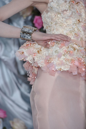 Показ Christian Dior коллекции сезона Весна-лето 2010 года haute couture - www.elle.ru - Подиум - фото 138474