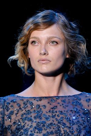 Показ Elie Saab коллекции сезона Осень-зима 2011-2012 года haute couture - www.elle.ru - Подиум - фото 279293