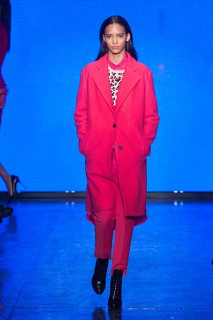 Показ DKNY коллекции сезона Осень-зима 2013-2014 года prêt-à-porter - www.elle.ru - Подиум - фото 488047