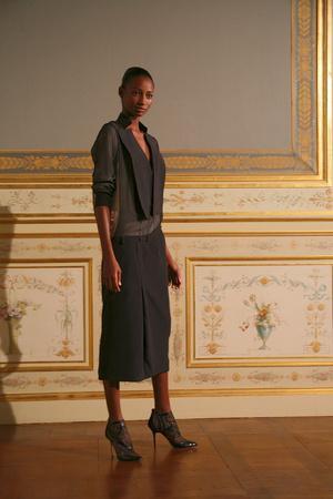 Показ Anne Valerie Hash коллекции сезона Осень-зима 2011-2012 года Haute couture - www.elle.ru - Подиум - фото 277131