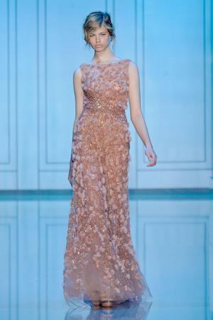 Показ Elie Saab коллекции сезона Осень-зима 2011-2012 года haute couture - www.elle.ru - Подиум - фото 278794