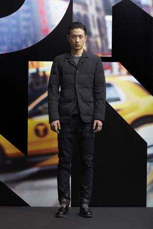Показ DKNY Man коллекции сезона Осень-зима 2013-2014 года prêt-à-porter - www.elle.ru - Подиум - фото 484919