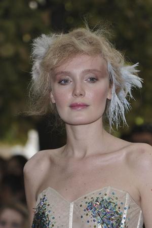 Показ On Aura Tout Vu коллекции сезона Осень-зима 2009-2010 года haute couture - www.elle.ru - Подиум - фото 88276