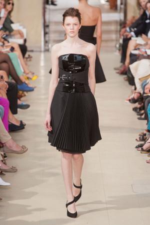 Показ Bouchra Jarrar коллекции сезона Осень-зима 2012-2013 года Haute couture - www.elle.ru - Подиум - фото 403093