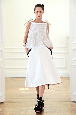Показ Alexis Mabille коллекции сезона Осень-зима 2010-2011 года haute couture - www.elle.ru - Подиум - фото 167590