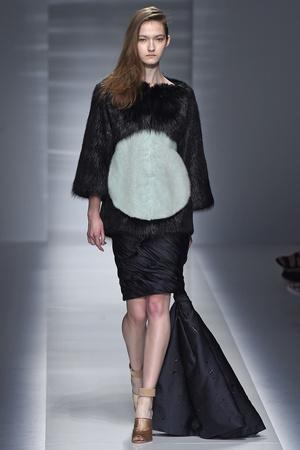 Показ Vionnet коллекции сезона Осень-зима 2014-2015 года haute couture - www.elle.ru - Подиум - фото 585236