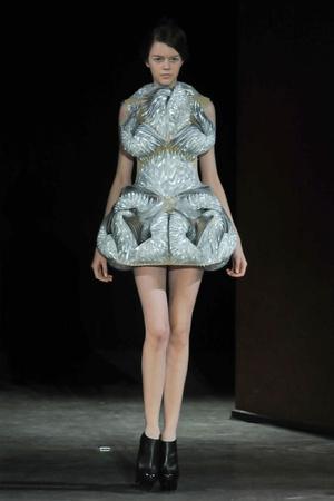 Показ  коллекции сезона Весна-лето 2012 года Haute couture - www.elle.ru - Подиум - фото 331098