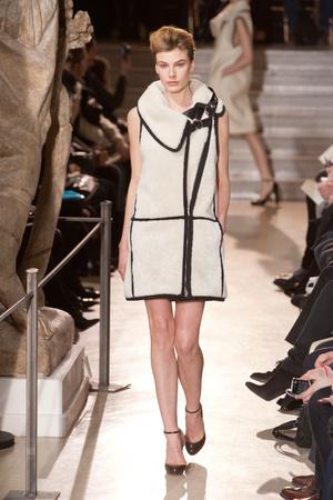 Показ Bouchra Jarrar коллекции сезона Весна-лето 2013 года Haute couture - www.elle.ru - Подиум - фото 479541