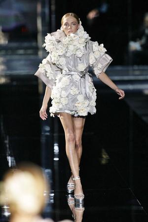 Показ Dolce & Gabbana коллекции сезона Весна-лето 2009 года Prêt-à-porter - www.elle.ru - Подиум - фото 81502
