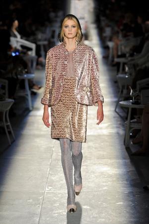 Показ  коллекции сезона Осень-зима 2012-2013 года Haute couture - www.elle.ru - Подиум - фото 403694