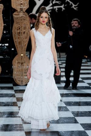 Показ Franc Sorbier коллекции сезона Весна-лето 2014 года Haute couture - www.elle.ru - Подиум - фото 575072
