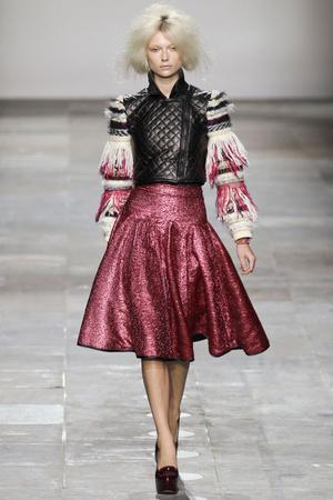 Показ Fashion East коллекции сезона Осень-зима 2012-2013 года Prêt-à-porter - www.elle.ru - Подиум - фото 356126
