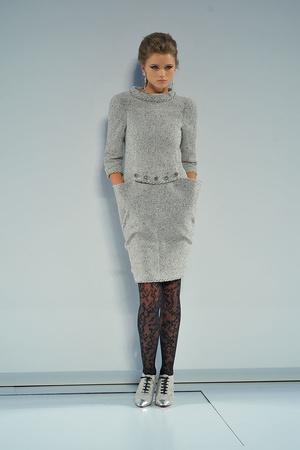 Показ  коллекции сезона Осень-зима 2009-2010 года Haute couture - www.elle.ru - Подиум - фото 87231