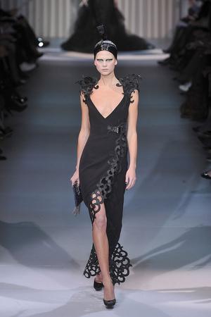 Показ Giorgio Armani Privé коллекции сезона Весна-лето 2009 года Haute couture - www.elle.ru - Подиум - фото 86758