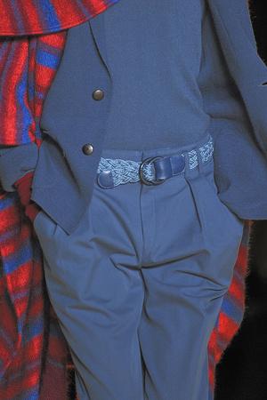 Показ Lacoste коллекции сезона Осень-зима 2010-2011 года prêt-à-porter - www.elle.ru - Подиум - фото 142219