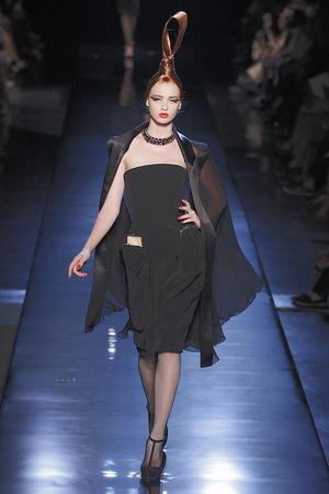 Показ Jean Paul Gaultier коллекции сезона Осень-зима 2010-2011 года haute couture - www.elle.ru - Подиум - фото 168542
