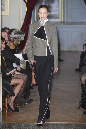 Показ Bouchra Jarrar коллекции сезона Весна-лето 2011 года Haute couture - www.elle.ru - Подиум - фото 214864