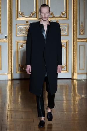 Показ Rad Hourani коллекции сезона Весна-лето 2014 года Haute couture - www.elle.ru - Подиум - фото 575273
