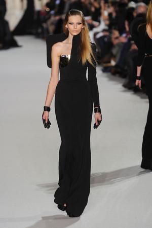 Показ Stephane Rolland коллекции сезона Весна-лето 2012 года Haute couture - www.elle.ru - Подиум - фото 331764