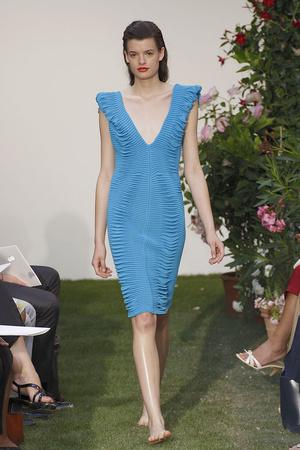 Показ Maison Rabih коллекции сезона Осень-зима 2010-2011 года haute couture - www.elle.ru - Подиум - фото 168205
