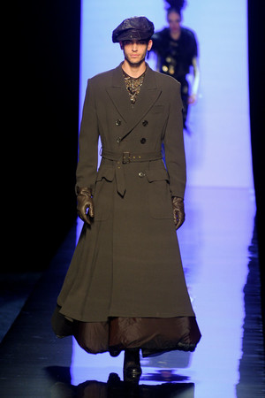 Показ Jean Paul Gaultier коллекции сезона Осень-зима 2011-2012 года haute couture - www.elle.ru - Подиум - фото 278877