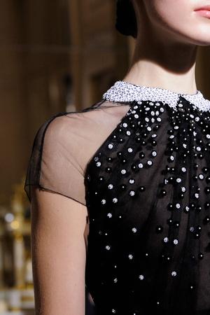 Показ Christophe Josse коллекции сезона Весна-лето 2013 года haute couture - www.elle.ru - Подиум - фото 477118
