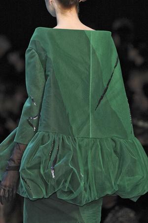 Показ Christian Dior коллекции сезона Весна-лето 2011 года haute couture - www.elle.ru - Подиум - фото 215452
