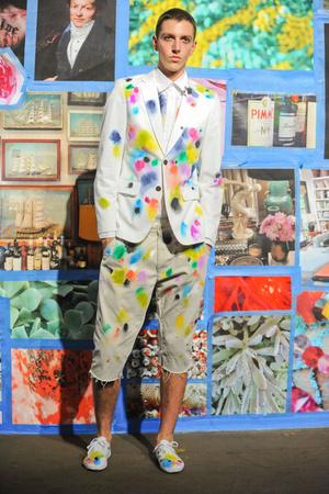 Показ Libertine коллекции сезона Весна-лето 2013 года prêt-à-porter - www.elle.ru - Подиум - фото 419539