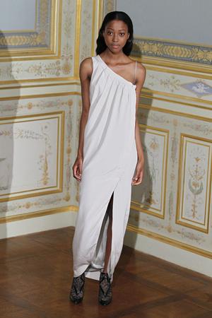 Показ Anne Valerie Hash коллекции сезона Осень-зима 2011-2012 года Haute couture - www.elle.ru - Подиум - фото 276950