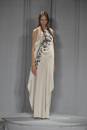 Показ Dominique Sirop коллекции сезона Осень-зима 2009-2010 года haute couture - www.elle.ru - Подиум - фото 87464