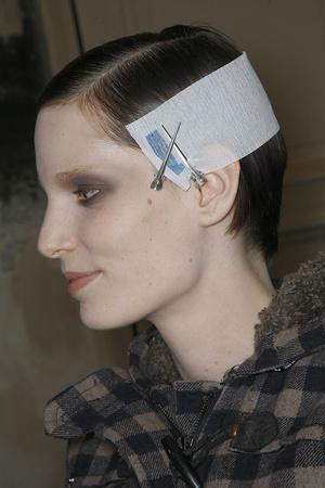 Показ Givenchy коллекции сезона Весна-лето 2009 года Haute couture - www.elle.ru - Подиум - фото 86835