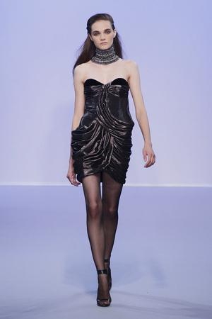 Показ Christophe Josse коллекции сезона Осень-зима 2010-2011 года haute couture - www.elle.ru - Подиум - фото 167197