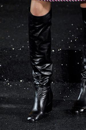 Показ  коллекции сезона Осень-зима 2011-2012 года Haute couture - www.elle.ru - Подиум - фото 278449