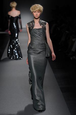 Показ Christophe Josse коллекции сезона Осень-зима 2011-2012 года Haute couture - www.elle.ru - Подиум - фото 276969