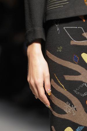 Показ Libertine коллекции сезона Осень-зима 2013-2014 года prêt-à-porter - www.elle.ru - Подиум - фото 512041