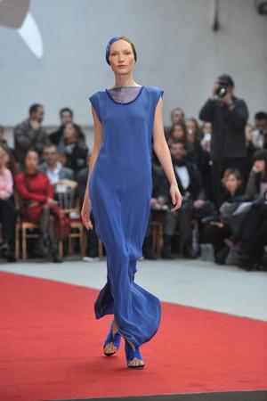 Показ Alexis Mabille коллекции сезона Весна-лето 2010 года haute couture - www.elle.ru - Подиум - фото 137907