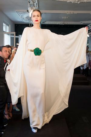 Показ Stephane Rolland коллекции сезона Осень-зима 2015-2016 года Haute couture - www.elle.ru - Подиум - фото 597501