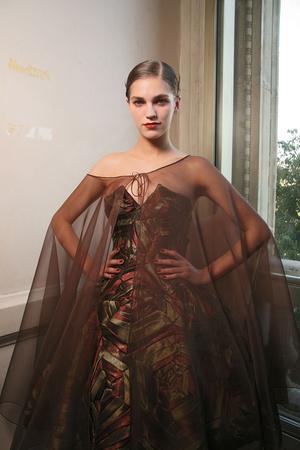Показ Alexis Mabille коллекции сезона Осень-зима 2011-2012 года haute couture - www.elle.ru - Подиум - фото 277155