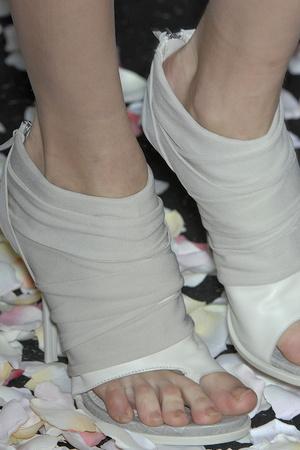 Показ Givenchy коллекции сезона Весна-лето 2009 года Haute couture - www.elle.ru - Подиум - фото 86848